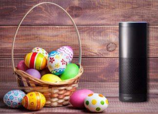Alexa Easter eggs