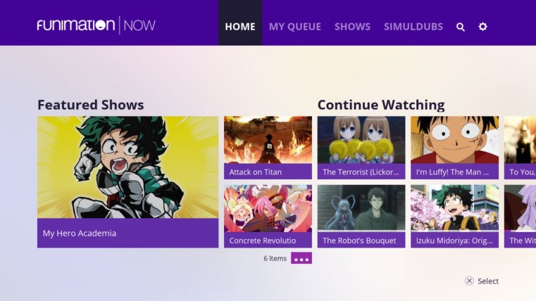 free anime streaming sites