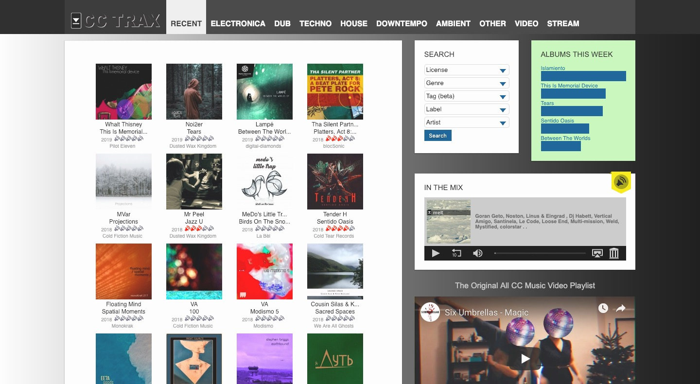 best free music download sites
