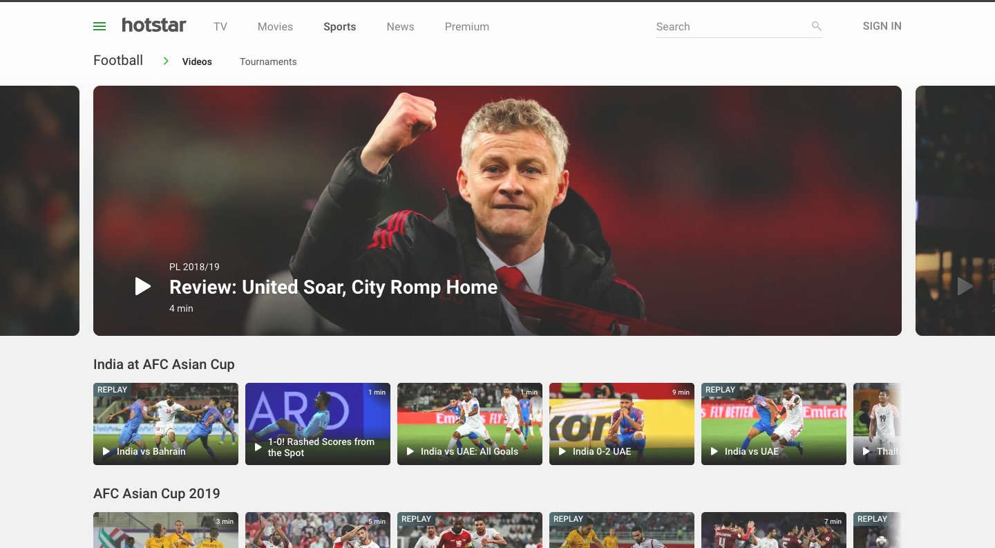 10+ Best Free Sports Streaming Sites 2019: Watch Sports Online