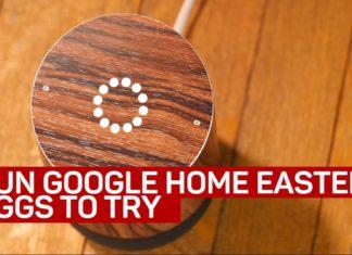 google home easter eggs