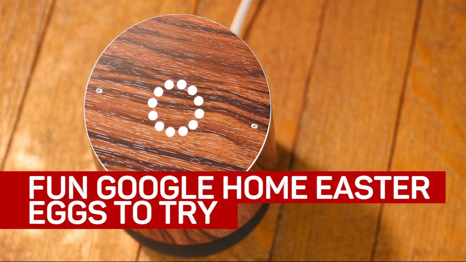 Google Home Easter Eggs 2019: 50+ Best *NEW* Commands List