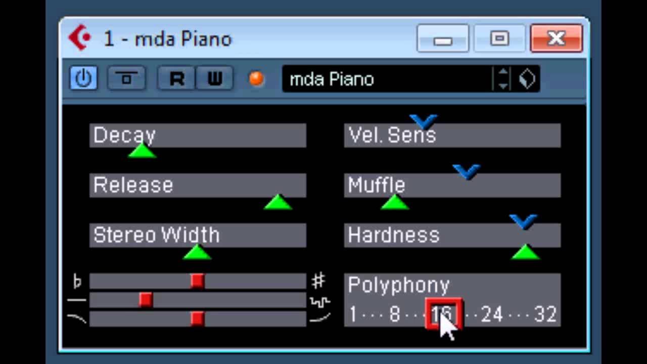 free piano vst