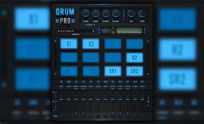 free drum vst