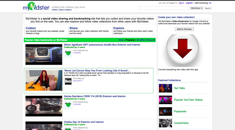 sites like liveleak