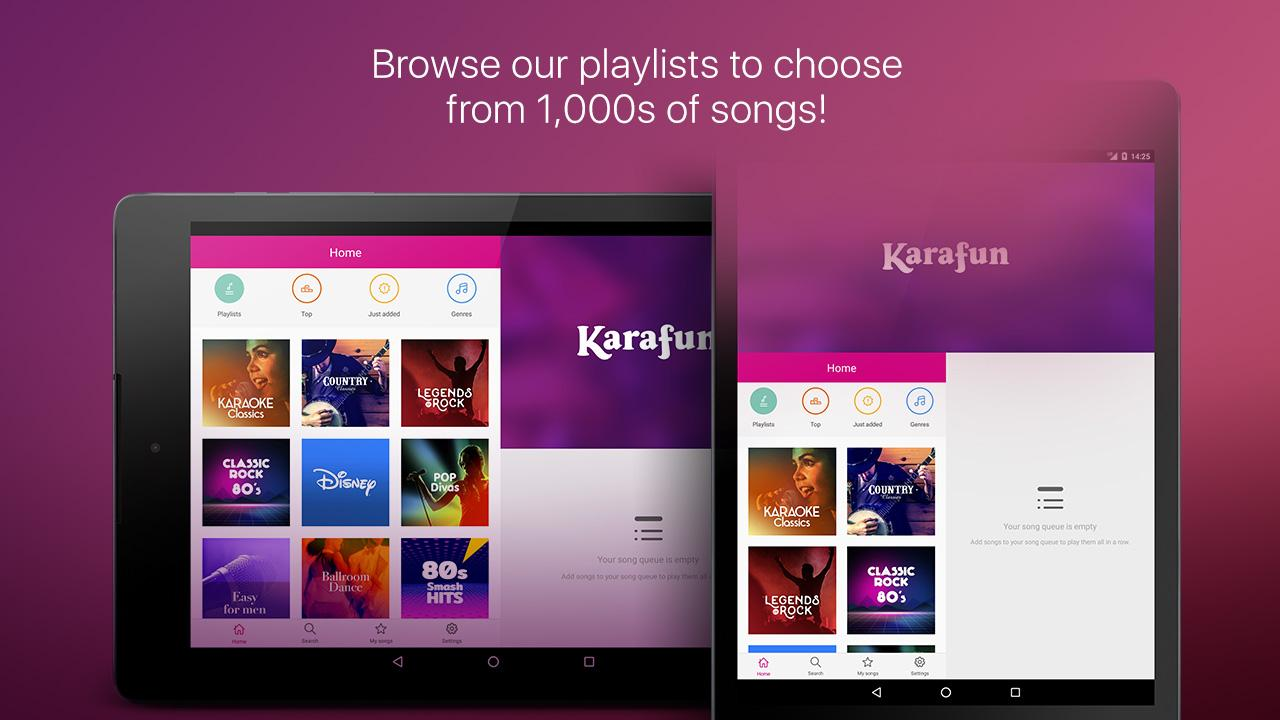 free karaoke apps