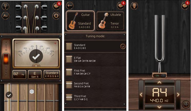 best guitar tuner app