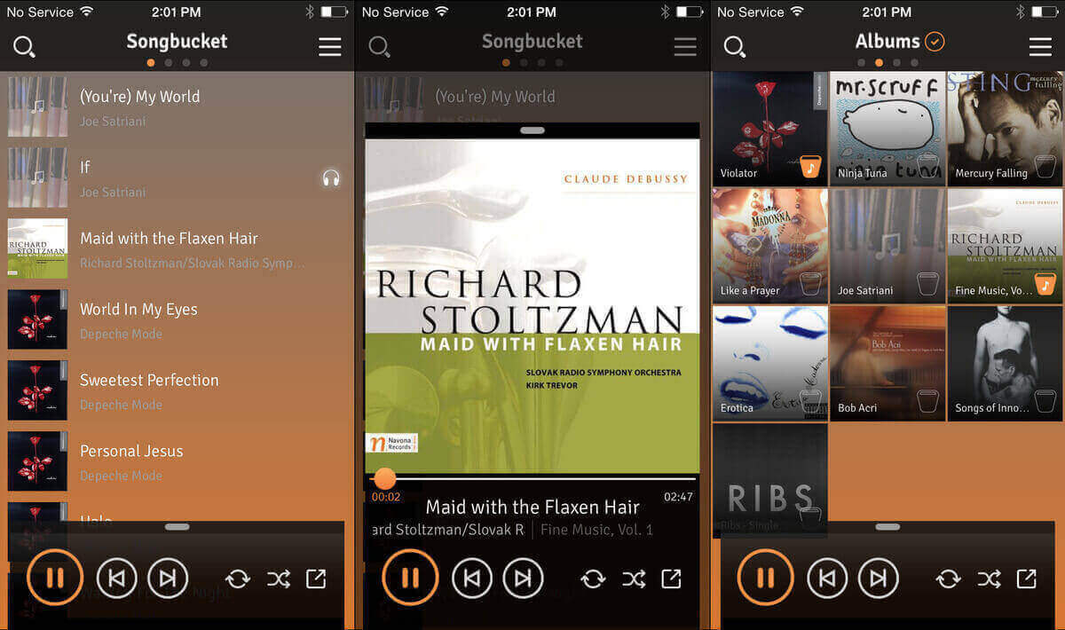 best music players for iphone