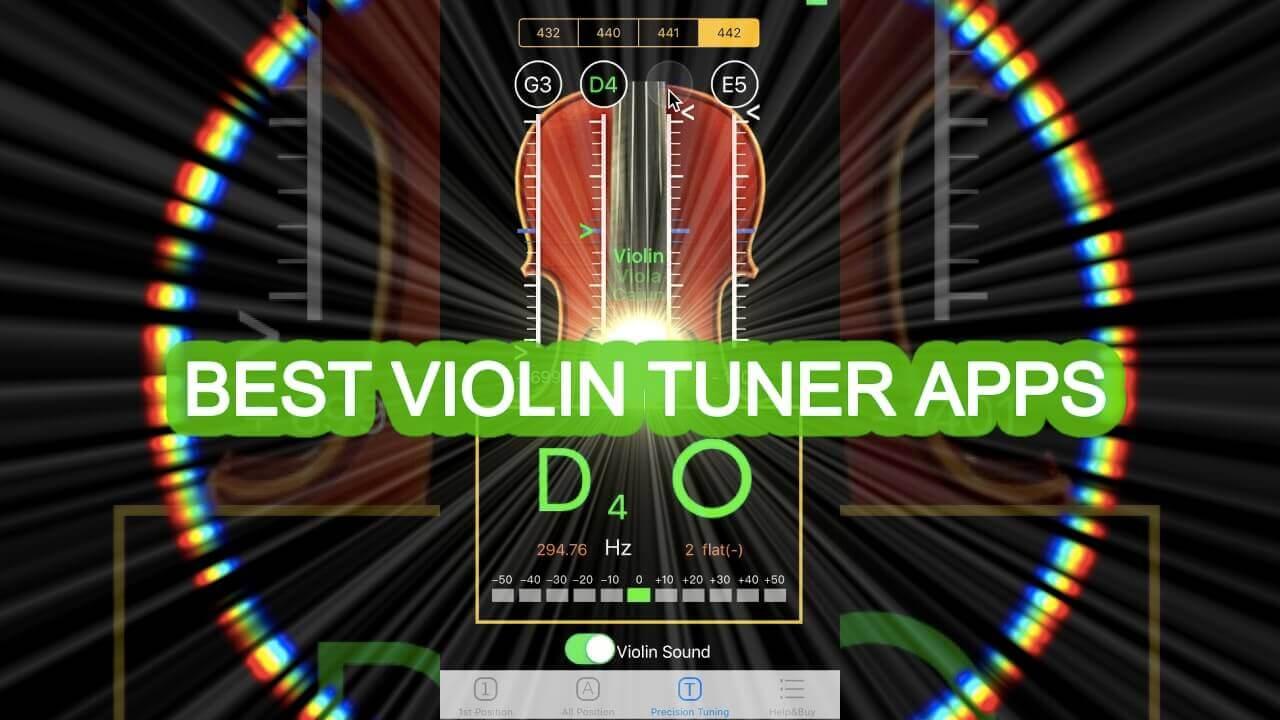 best violin tuner apps